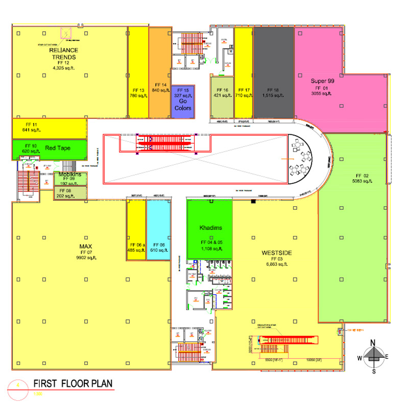 symphony mall shops for rent new shopping complex in